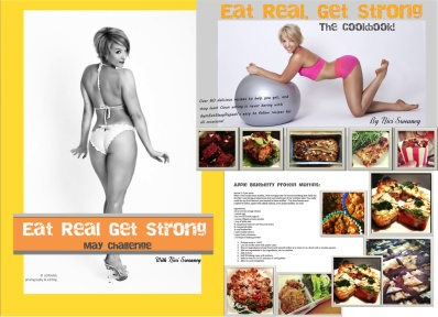 UntitledSPECIAL OFFER!! Sign up to the May Eat Real Get Strong Challenge and get my Cook Book for HALF PRICE!! Thats a whole month of meal plans, workouts, support, motivation AND over 60 delicious recipes so you'll never feel deprived or bored! Lose up to 3kg A WEEK and transform your life, all for only $40!! What do you have to lose?? xx Nici