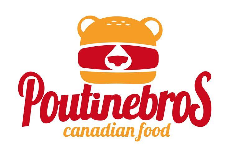 logotype poutine bros canadian food and co logotypes pinterest alimentation et poutine. Black Bedroom Furniture Sets. Home Design Ideas