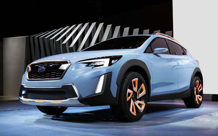 2018 Subaru XV Crosstrek overview