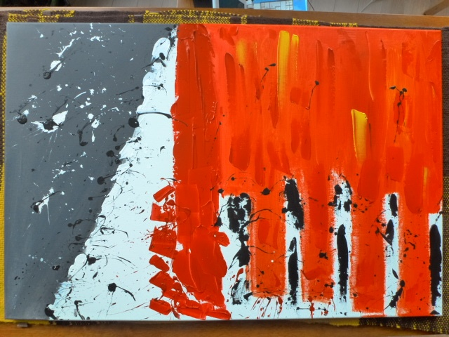 Arte Abstracto: Arte Abstracto http://arteabstraccto.blogspot.com/2012/12/arte-abstracto_21.html?spref=tw