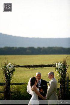 Wedding Outdoor- love!