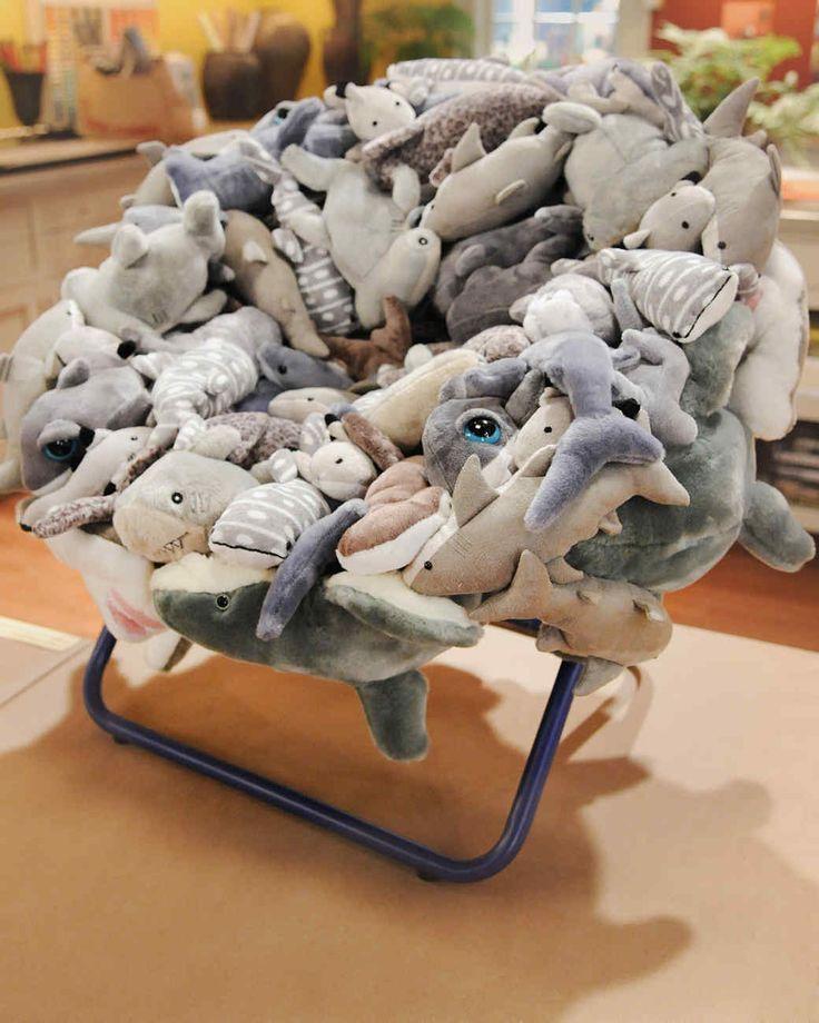 how to make a no sew stuffed animal