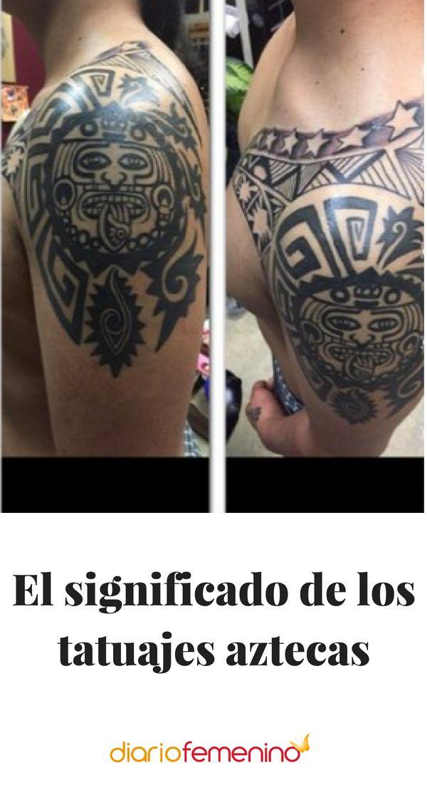El Significado De Los Tatuajes Aztecas Tattoo Tattoos Y Maori