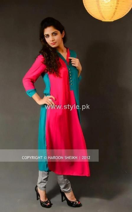 Stitched Stories Eid Collection 2012 for Women Pictures