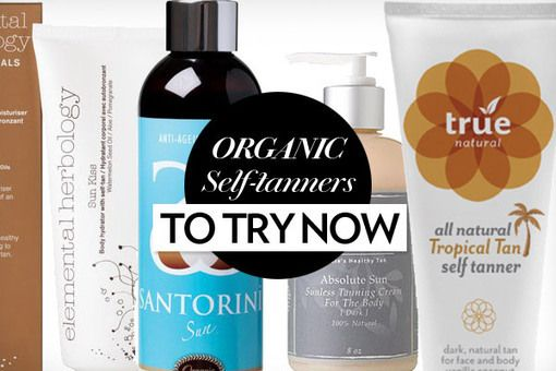 Better bronzing: 5 organic and natural self-tanners that make getting a glow even safer « fashionmagazine.com