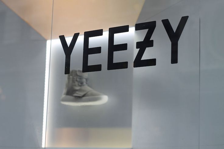 adidas yeezy 750 boost shoes by kanye west presented in new york