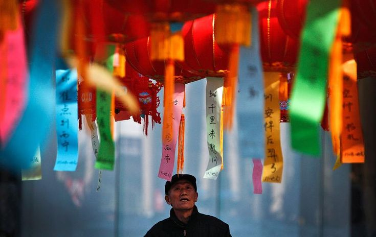 Chinese Lunar New Year - The Atlantic