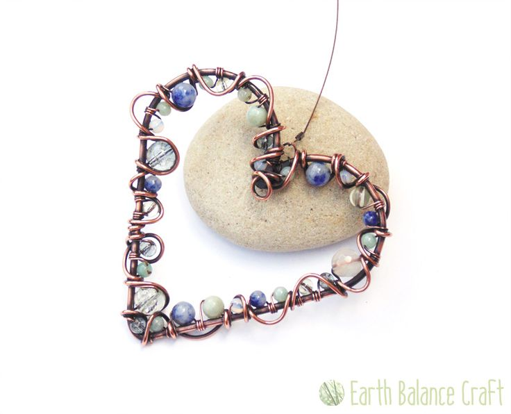 141 Best Artisan Love Hearts Images On Pinterest Hanging Hearts