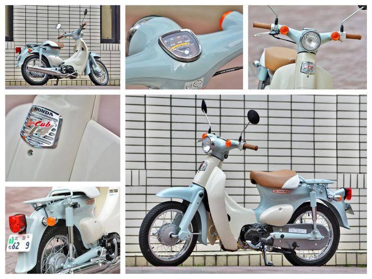 原付のススメ リトルカブで行く 都内のライフスタイルショップ巡り 第一弾 Motobe 20代にバイクのライフスタイルを提案するwebマガジン モトビー カブ ホンダカブ ライフスタイルショップ
