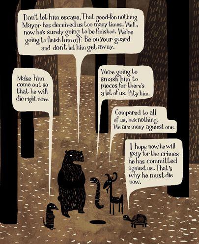 Jon Klassen Rabbit Book