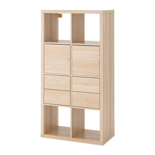 KALLAX/カラックス シリーズ - IKEA KALLAX シェルフユニット インサート4個付き, ...