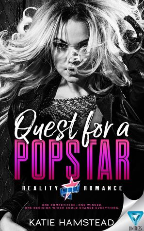 Going onstage the #best decision of my #life…  …or the #worst. Quest for a Popstar by Katie Hamstead ❤️ #Win this eBook #Giveaway ❤️ #NewRelease #NewAdultRomance An Xpresso Book Tours event Published by Limitless Publishing https://goo.gl/m2GM9Y