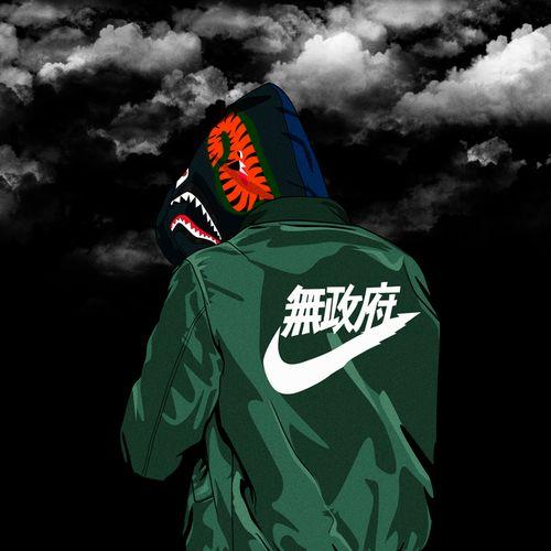 Nike bape and dope image xd o p e a r tx dope - Bape wallpaper ...