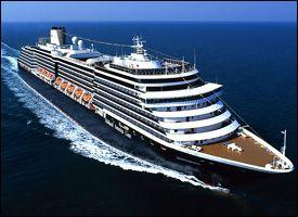 MS Noordam, Holland America Lines, cruise up the Alaskan Inside Passage
