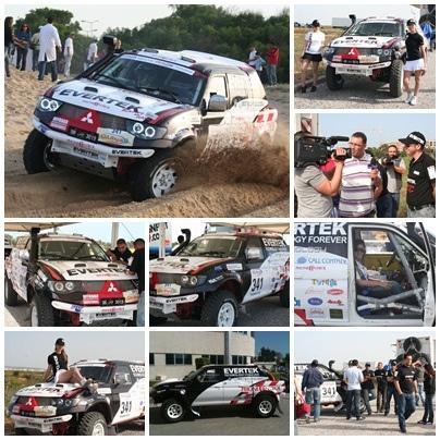Evertek aime le sport et la Tunisie et le prouve en s'associant au Rallye Optic 2000 pour soutenir nos pilotes et ce grand challenge International !