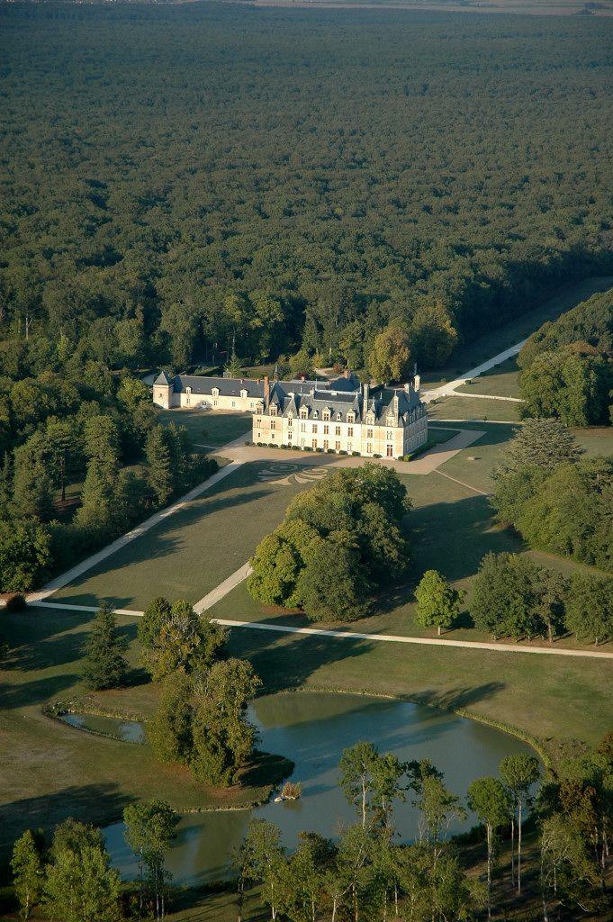 Château et Parc de Beauregard - Cellettes