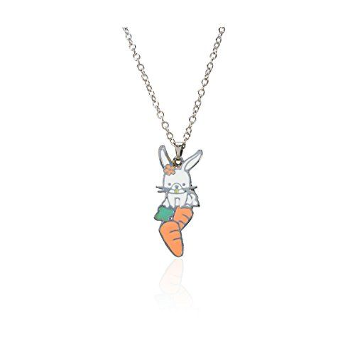 8 best images about easter gifts amazon fida shop on cute rabbit bunny and carrots easter charm necklace 20 i http negle Image collections