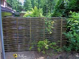 Afbeeldingsresultaat voor tuinafscheiding hout