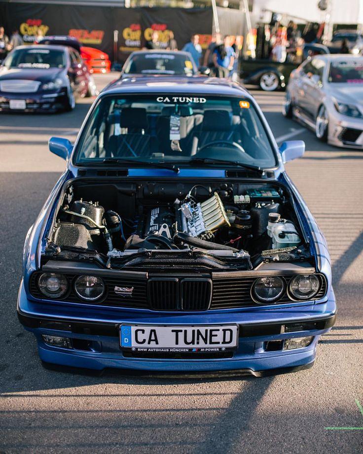 Bmw M3 Motor E30: 197 Best E30 Images On Pinterest