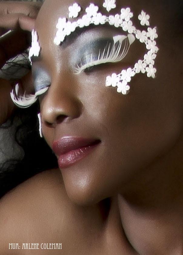 VioGemini, Violetta Vieux, bridal make up
