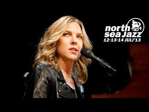 Diana Krall - Live at North Sea Jazz Festival 2013 - YouTube