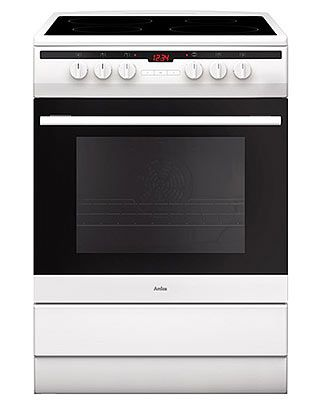 This brand new free standing, single cavity electric cooker is finished in pure white and comes with 1 year parts and labour warranty. Features a digital timer and a ceramic hob.