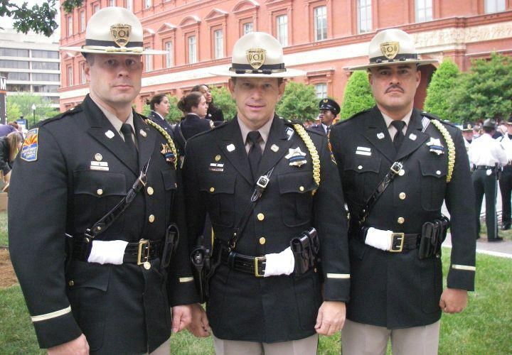 Arizona Dept. of Public Safety National police week