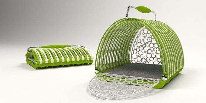 Noah™: the first foldable pet carrier by Primenove — Kickstarter
