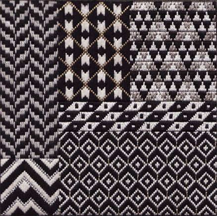 border inspiration - Bargello Samplers - Sampler E
