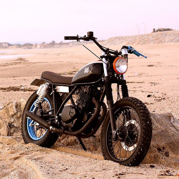 overboldmotorco:  On the Blog:  Big-Bore Suzuki #GN250 #scrambler by @trintaeum_motorcycles of Portugal. ⚡️Link in Profile!⚡️ by bikeboundblog http://ift.tt/20QUK0W