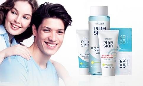 Pure Skin | By Oriflame cosmetics
