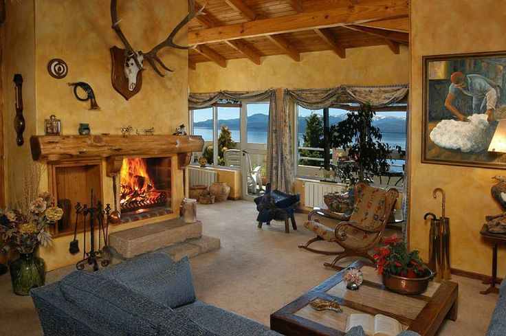 Bariloche Apartment Rental: Luxury 2 Bedroom/ 2 Bath Loft In Front Of The Lake!