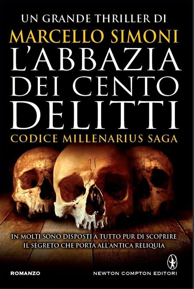 L'abbazia dei cento delitti - Marcello Simoni - LETTO