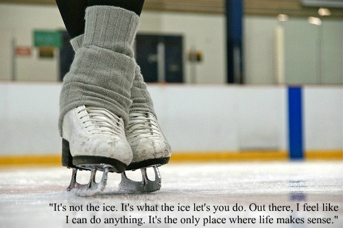 what the ice lets you do