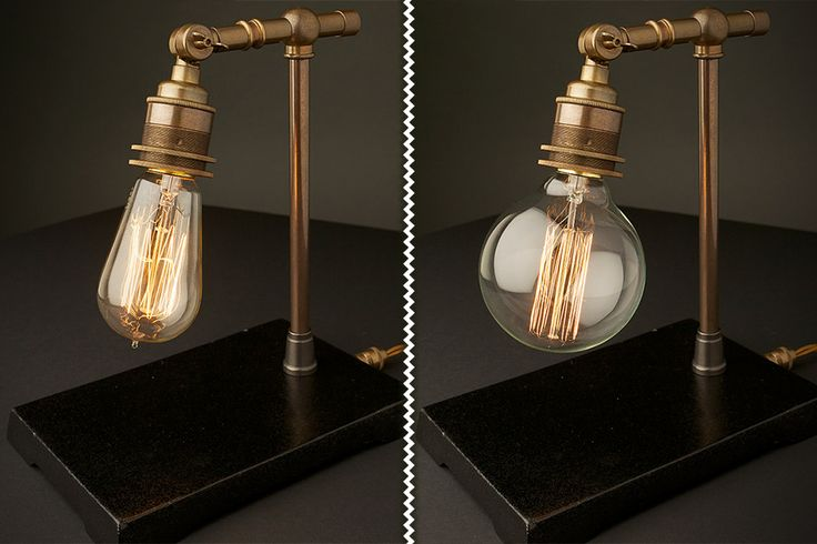 brass lamps - Google Search