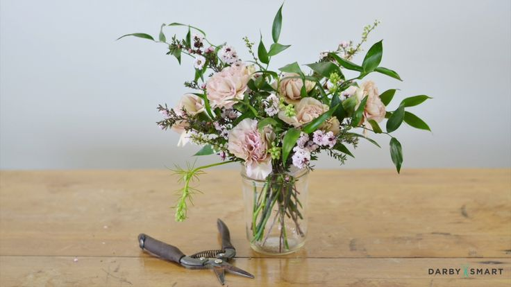 How to Make a Floral Arrangement #RePin by AT Social Media Marketing - Pinterest Marketing Specialists ATSocialMedia.co.uk