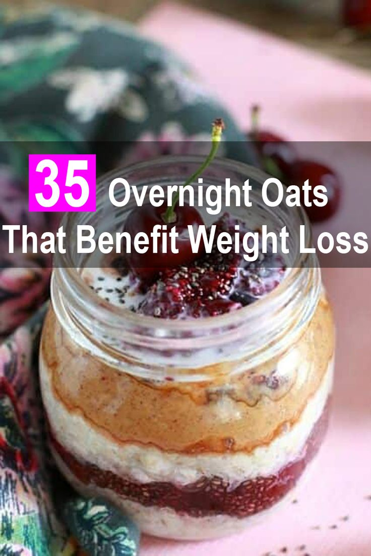 Looking for a quick and healthy breakfast idea? Try overnight oats! They're easy to make and portable. See 35 overnight oats recipes that benefit weight loss! bembu.com