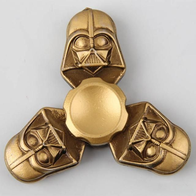 star wars hand spinners fidget toys metal aluminium 2017 New Pirate Rudder figet spinner finger spinner metal spiners metalizado