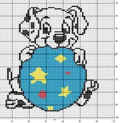 Tina's handicraft : 14 designs dogs