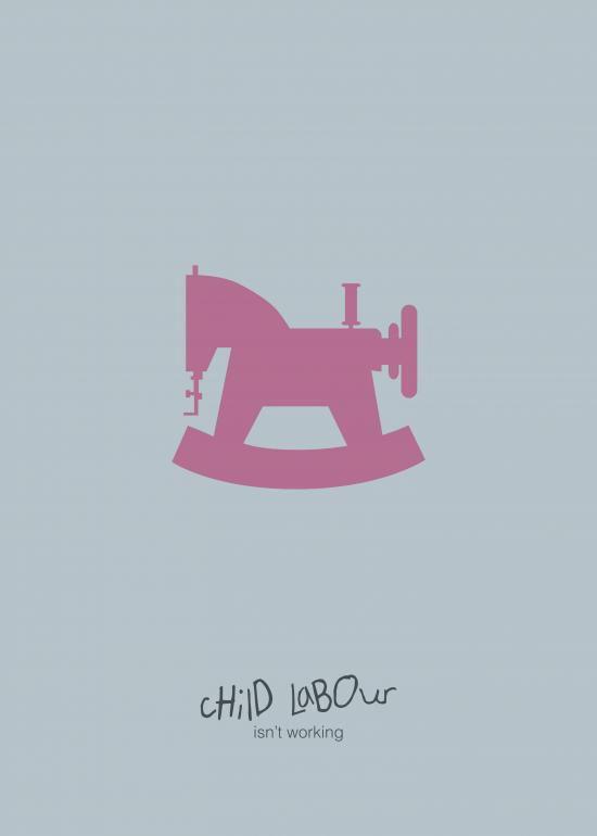 "Poster for Tomorrow 2014 - David Criado, ""Isn't Work"", Spain"
