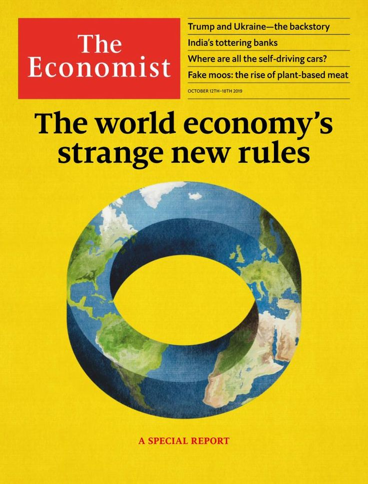 The Economist Continental Europe Edition Back Issue ...