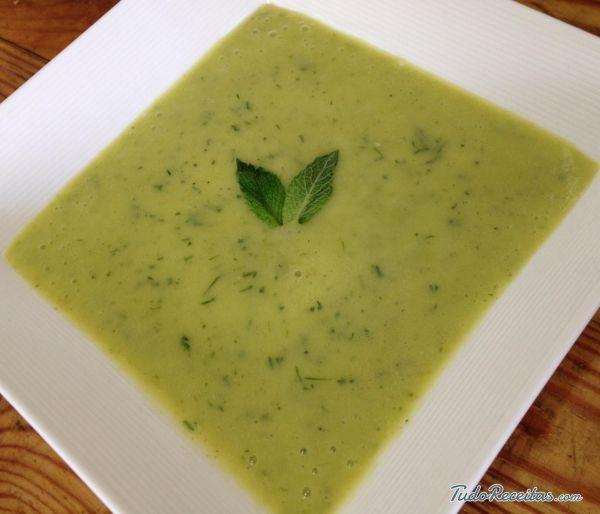 Receita de Creme frio de abacate e limão - Fácil