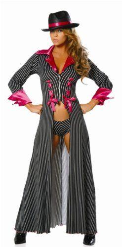 Amazon.com: Sexy Pink Pimp Costume - S/M: Clothing