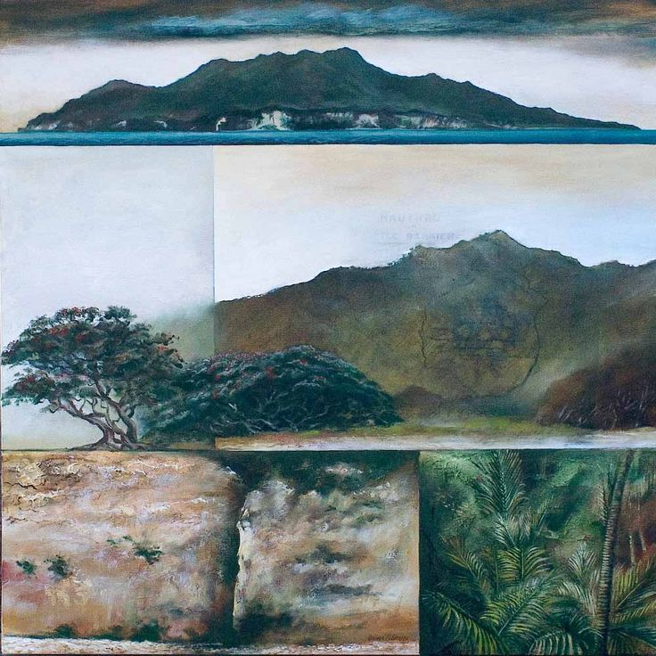 Hauturu - First Impressions, Brian Strong. Parnell Gallery Artist.  http://www.parnellgallery.co.nz/artists/brian-strong/