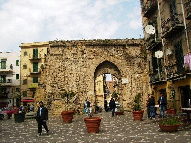 Palermo, Sicily, 2012