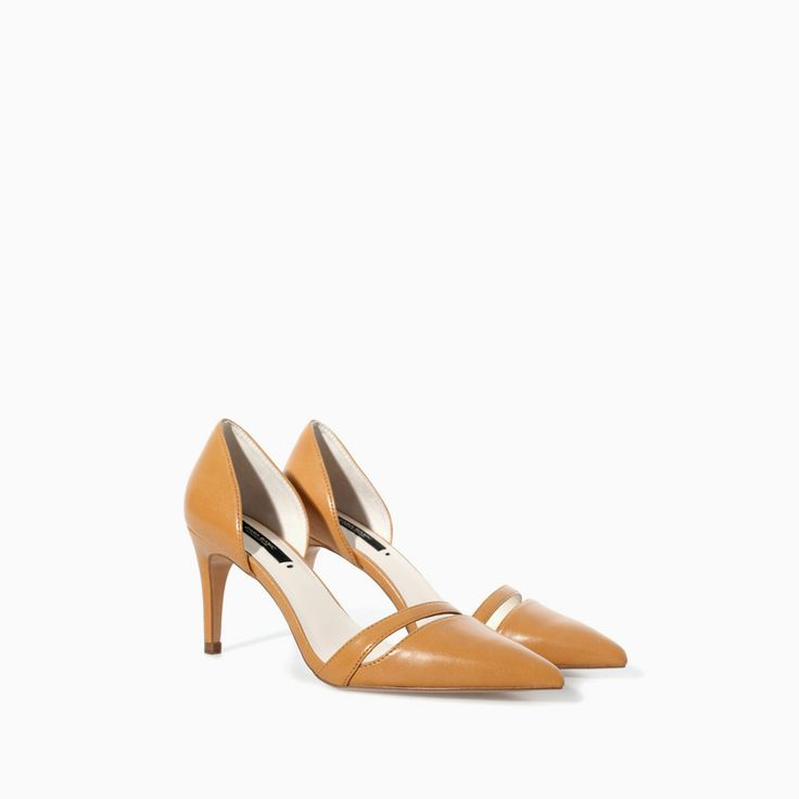 HIGH HEEL POINTY SHOES from Zara    $59.90