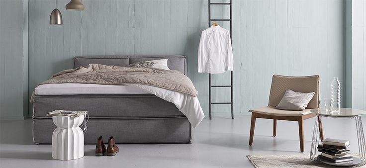 KINX – das Premium-Design Boxspringbett für den besten Schlaf