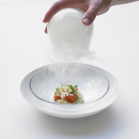 Molecular Gastronomy #gourmettrails #finedining