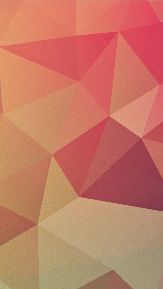 Iphone 5 Backgrounds Pink Pink Geometrix ...