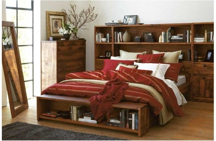 11 Best Images About Bedroom On Pinterest Leather Headboard Ikea And Bookcases